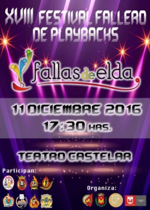 XVIII Festival fallero de Playbacks