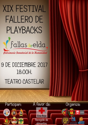 XIX Festival fallero de playbacks