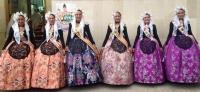 Ofrenda de Flores a la Virgen del Remedio de Pinoso 2015